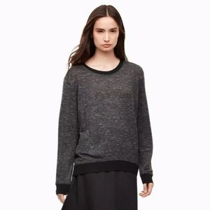 Aritzia WILFRED Berri Sweater